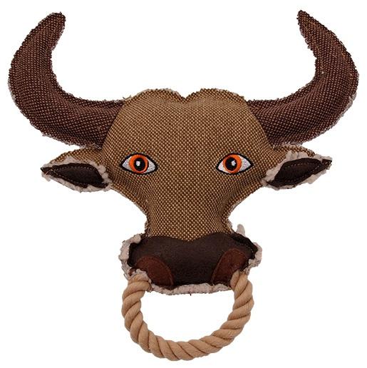 Hračka Dog Fantasy Textile Kráva