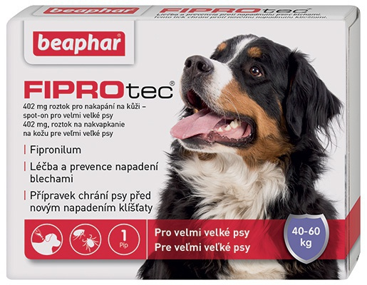 Spot on Fiprotec pro psy XL 40-60 kg
