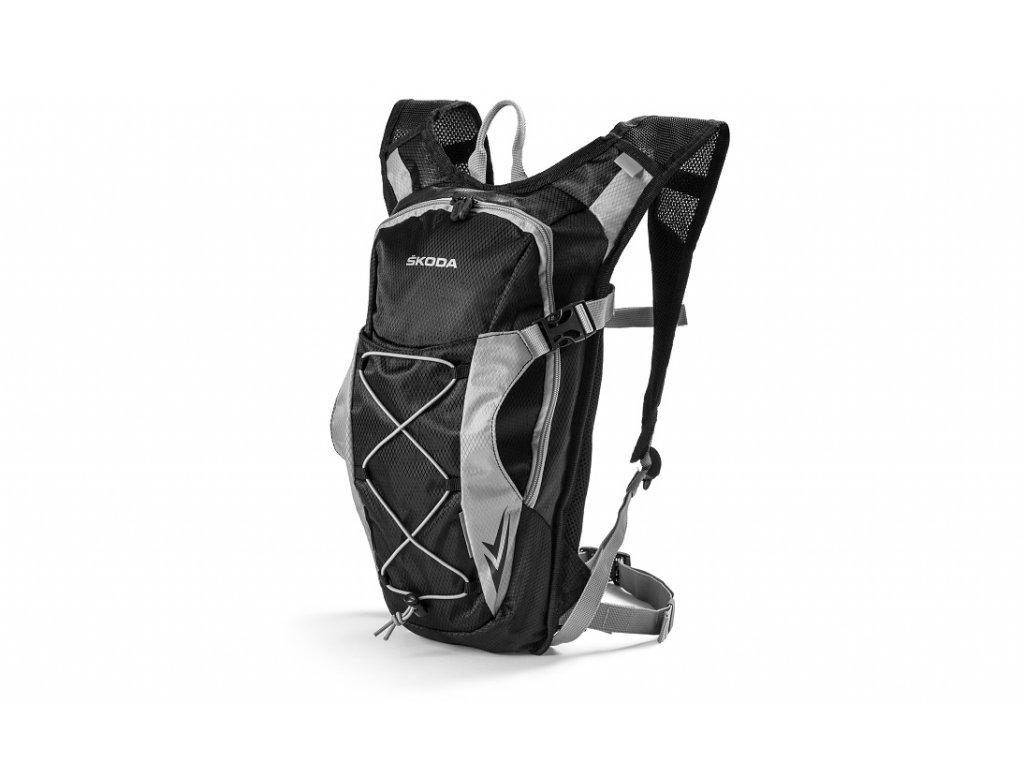 Praktický sportovní batoh o objemu 10 l ŠKODA