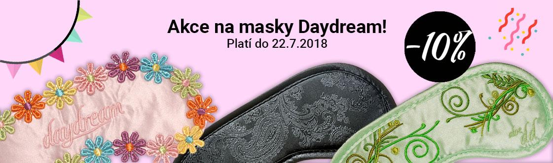 Akce na masky Daydream