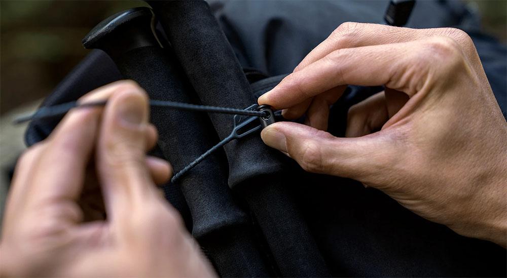 Znovupožitelné sťahovacie pásky matador re-ties