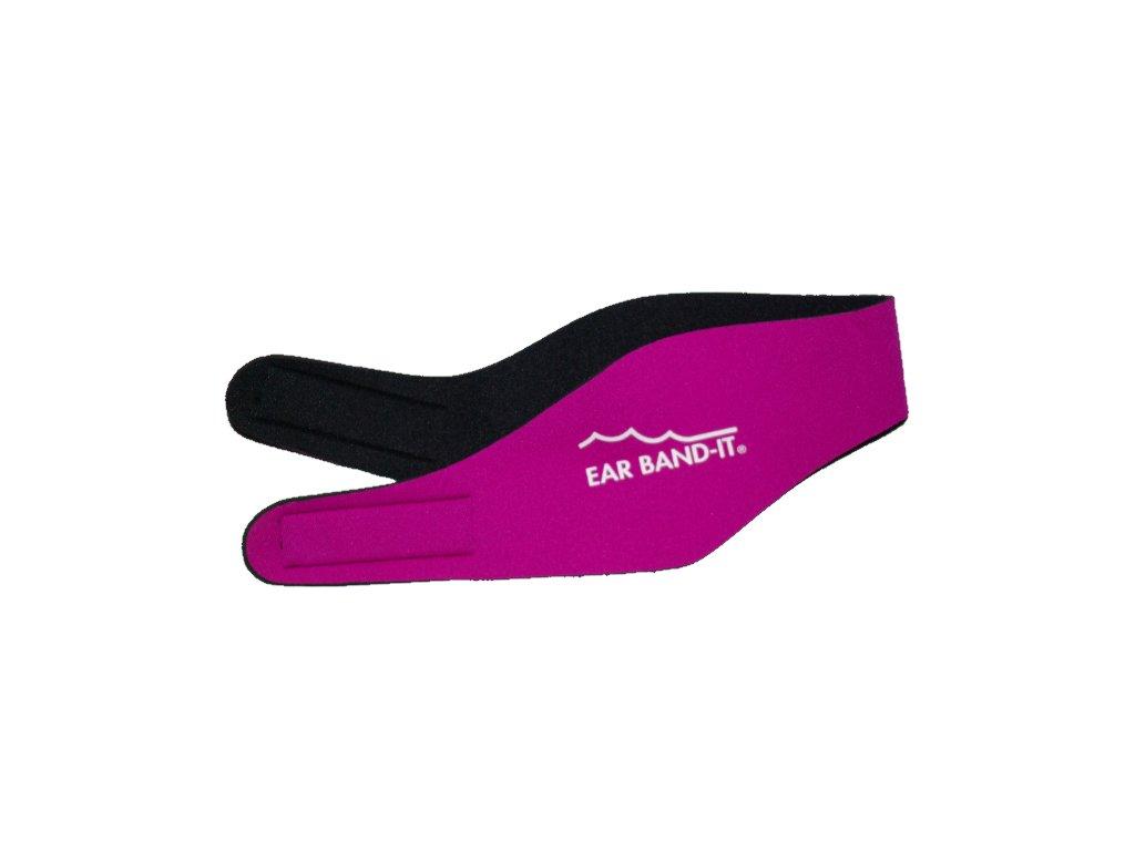 Ear Band-It® Magenta  Čelenka na plavání