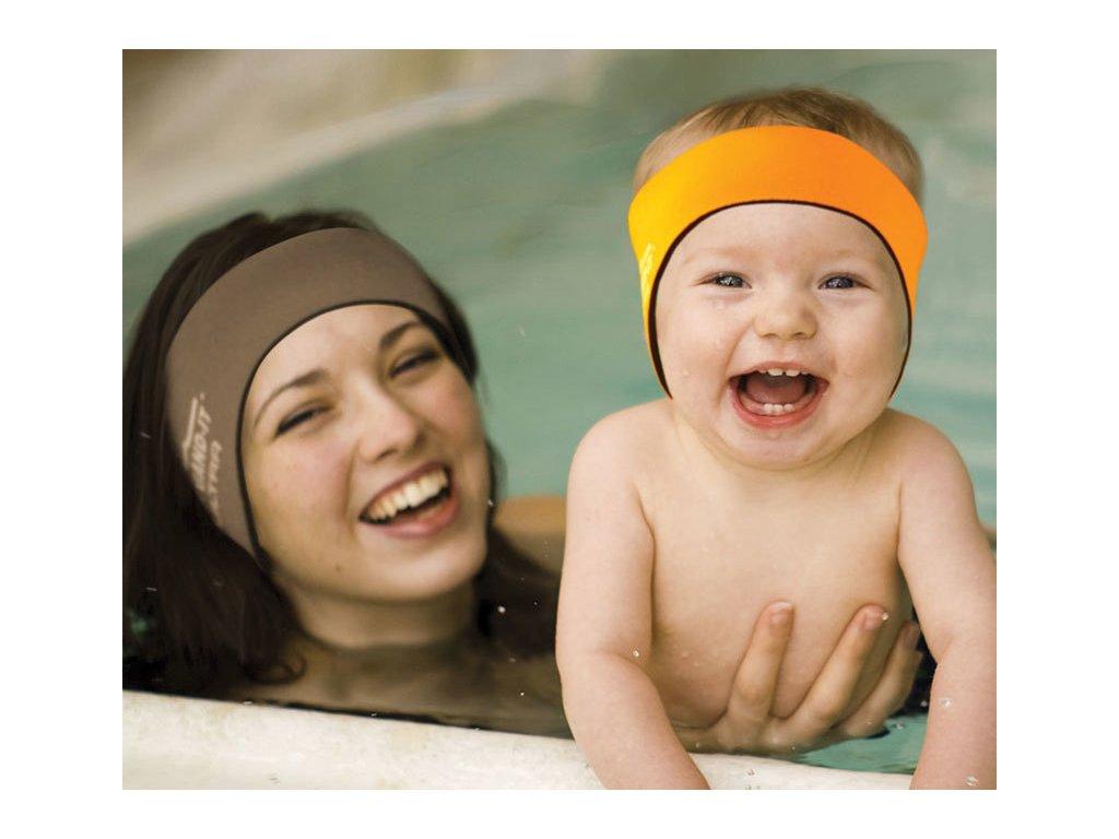 ... Ear Band It čelenky na plavání pro dospělé a děti ... 859792ff62