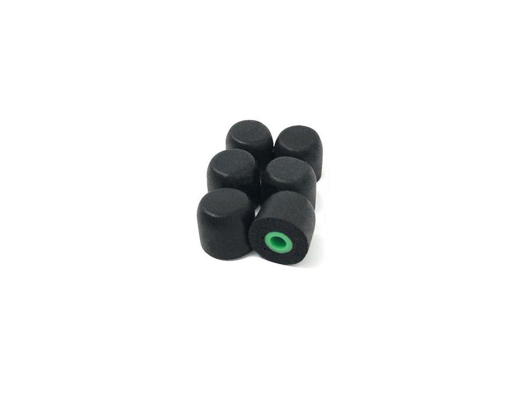 Isolate Earfoams náhradní pěnové polštářky na špunty Small 3 páry