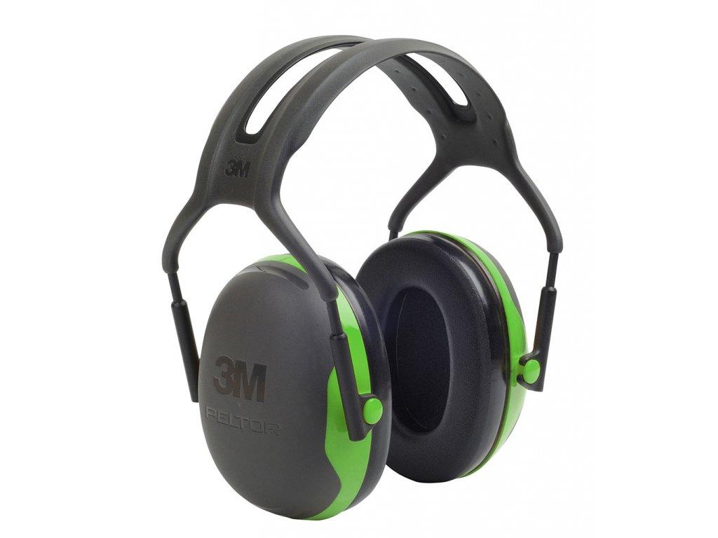 3M Peltor X1A mušlové chrániče sluchu