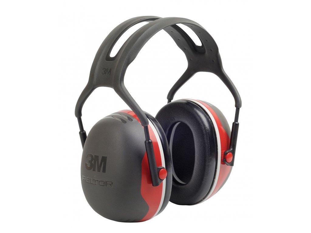 3M Peltor X3A mušlové chrániče sluchu
