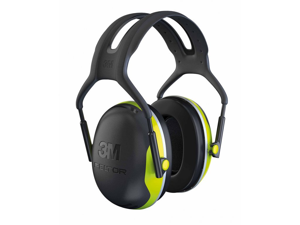 3M Peltor X4A mušlové chrániče sluchu