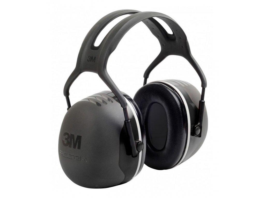 3M Peltor X5A mušlové chrániče sluchu