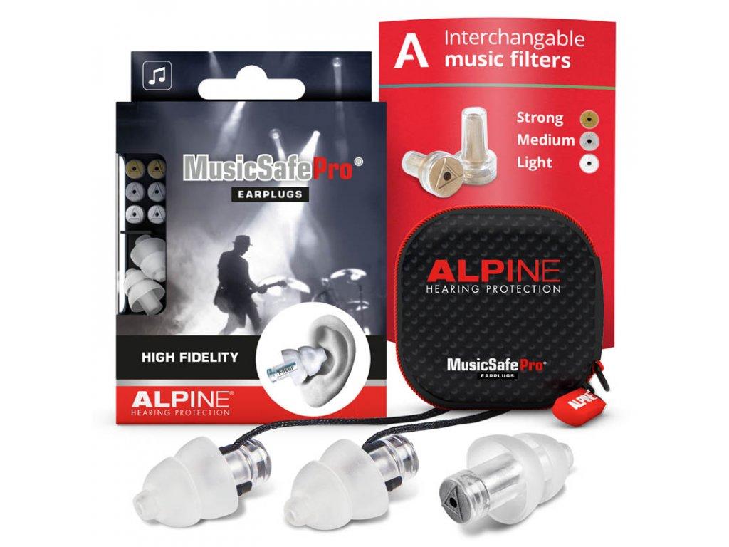 Alpine MusicSafePro EN 1