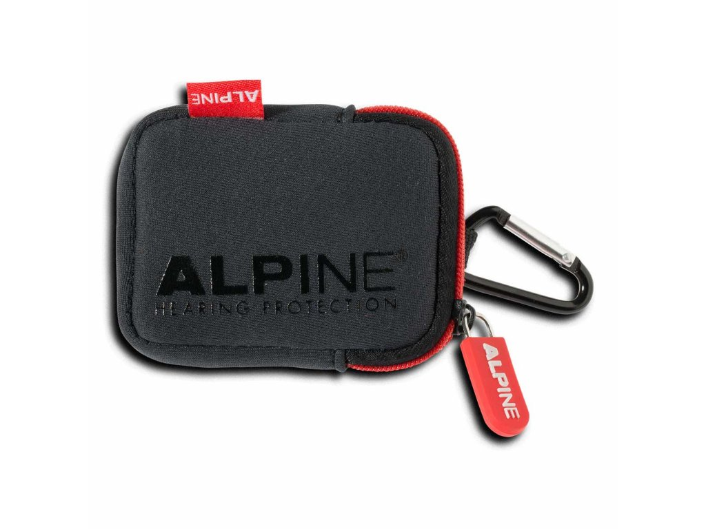luxe etui alpine hearin protection