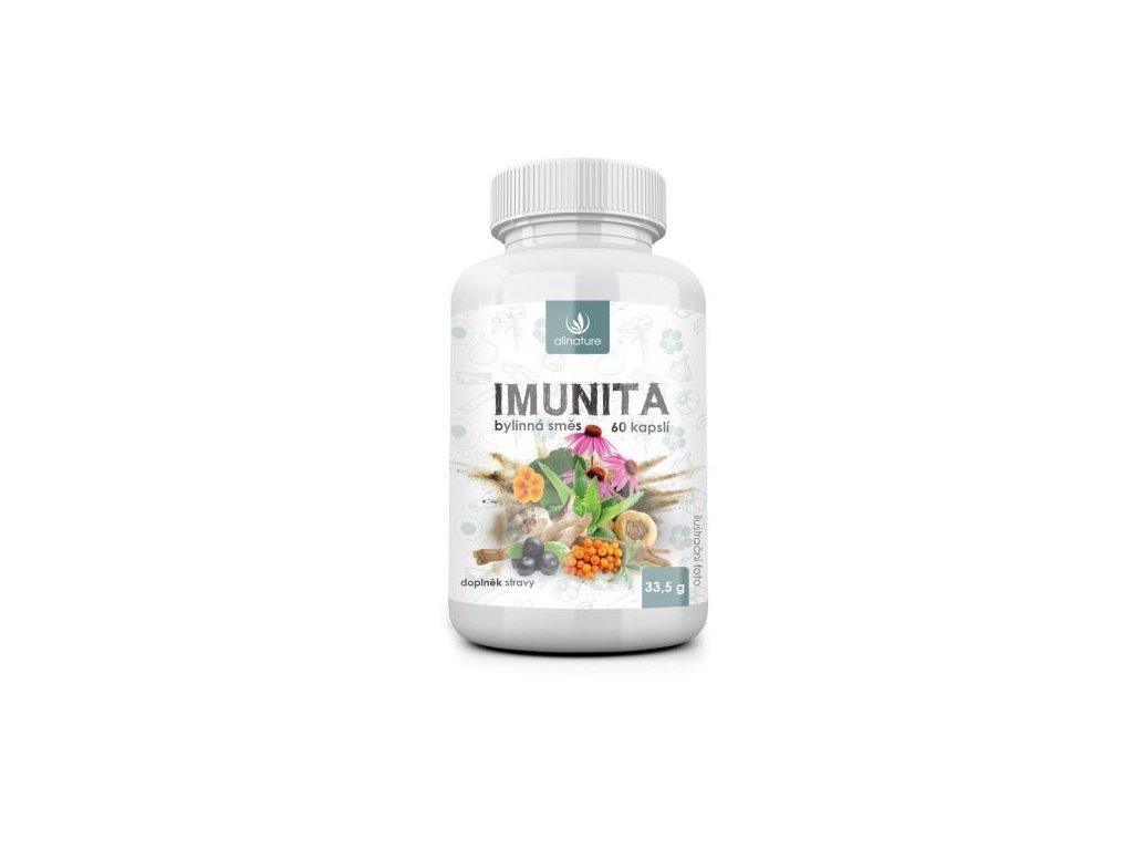 allnature imunita bylinny extrakt 60 cps