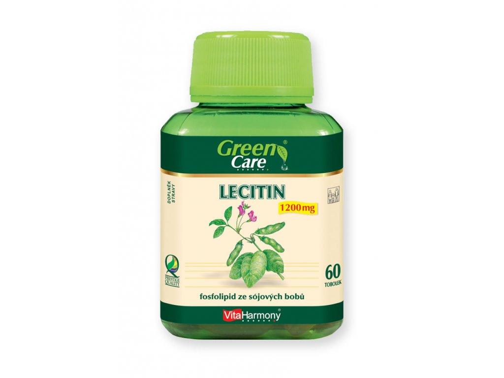 VitaHarmony Lecitin 1200 mg 60 tob.