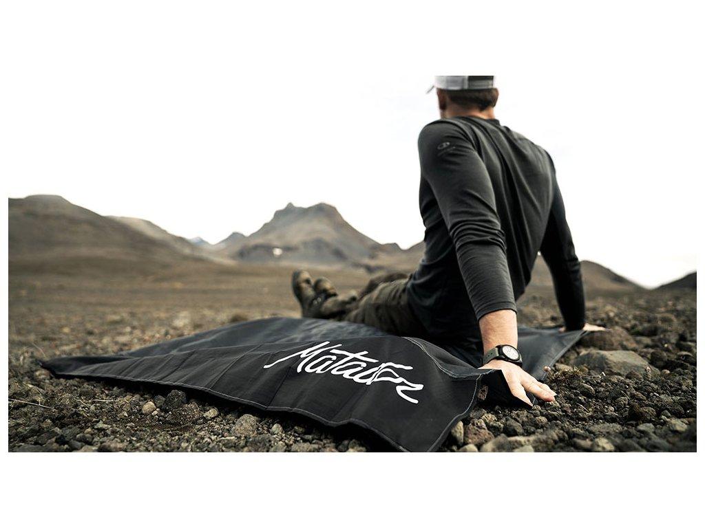 Matador kapesní deka Pocket Blanket ocean