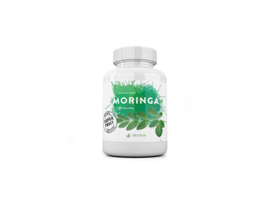 allnature moringa tablety 60 tbl