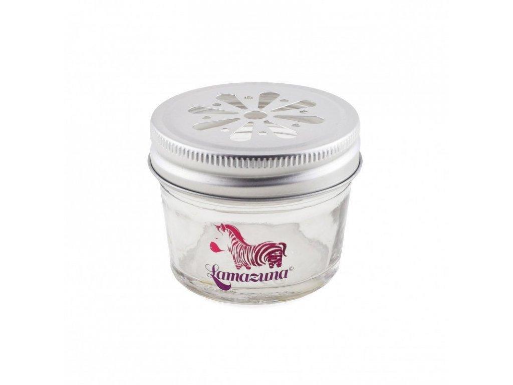 Lamazuna skleněná dóza na tuhou kosmetiku