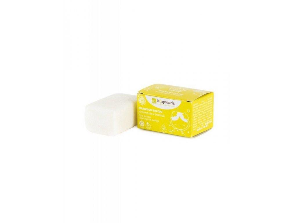 laSaponaria Tuhý šampon posilující a zklidňující BIO (50 g)