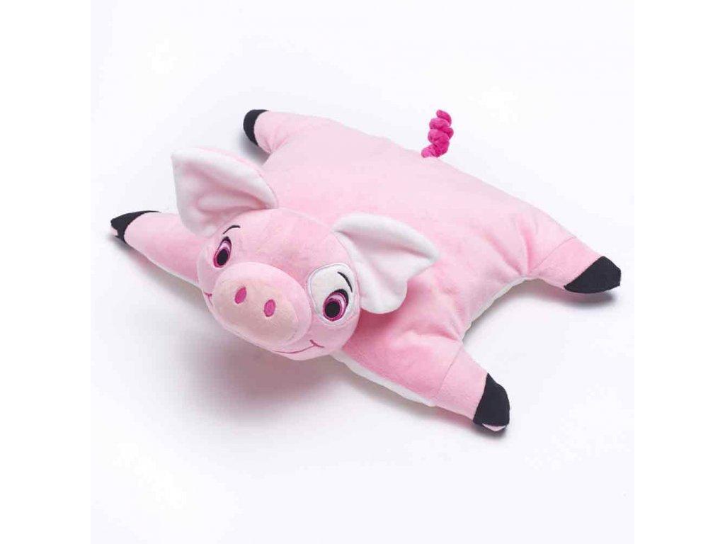 TravelBlue Dětský cestovní polštář Prasátko Porky