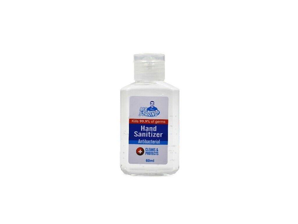 Dezinfekční antibakteriální gel na ruce 60ml