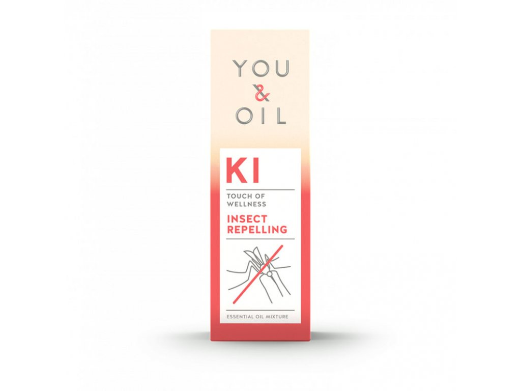 You and Oil KI bioaktivní směs odpuzující komáry