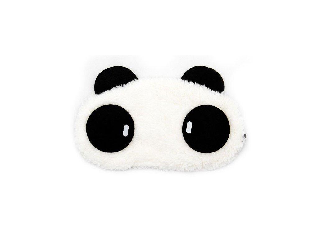 Panda Linka Maska na oči na spaní Earplugs cz