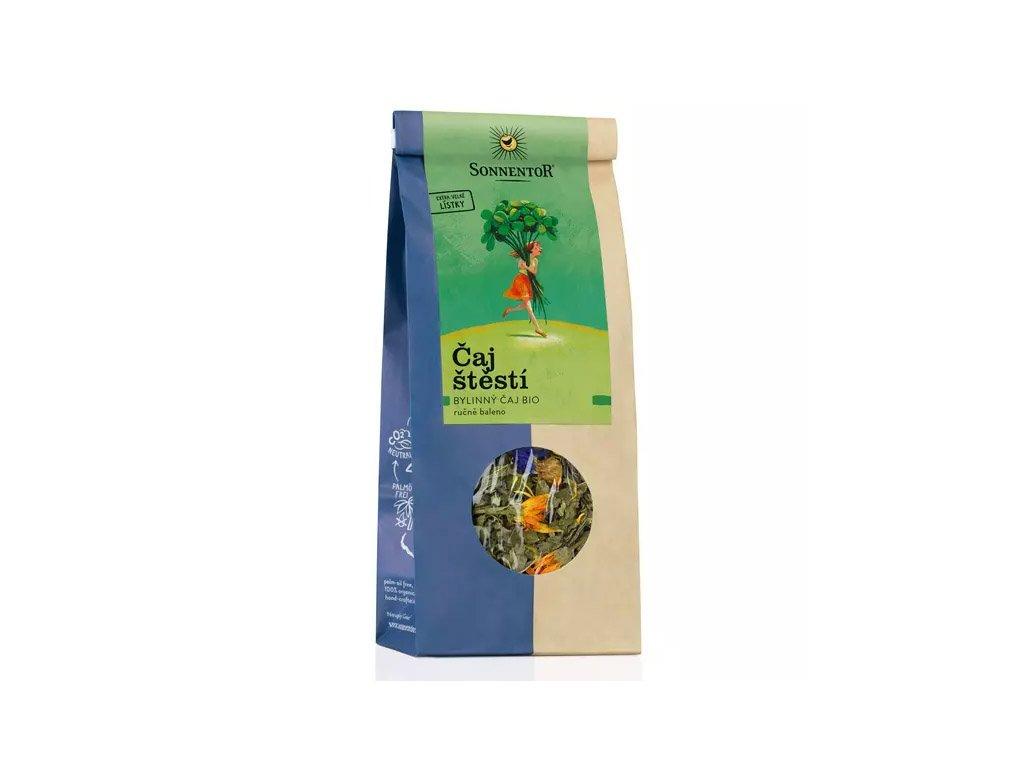 Sonnentor čaj štěstí bylliný čaj bio 50g sypaný