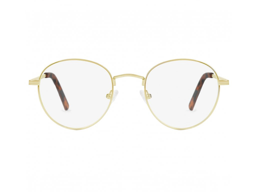 D.Franklin Classic Round Gold