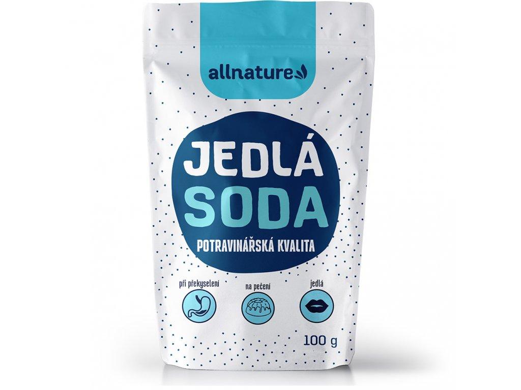 allnature jedla soda 1000 g