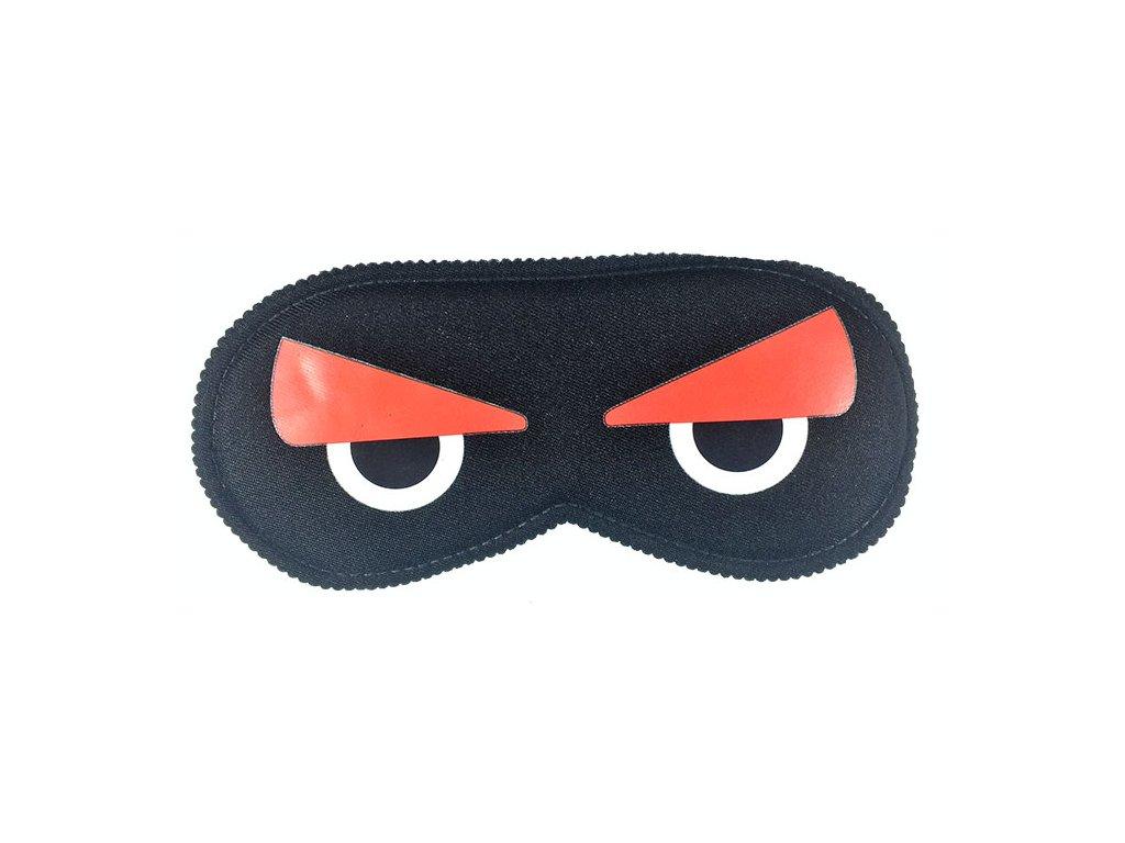 Maska na oči na spaní Angry Bird