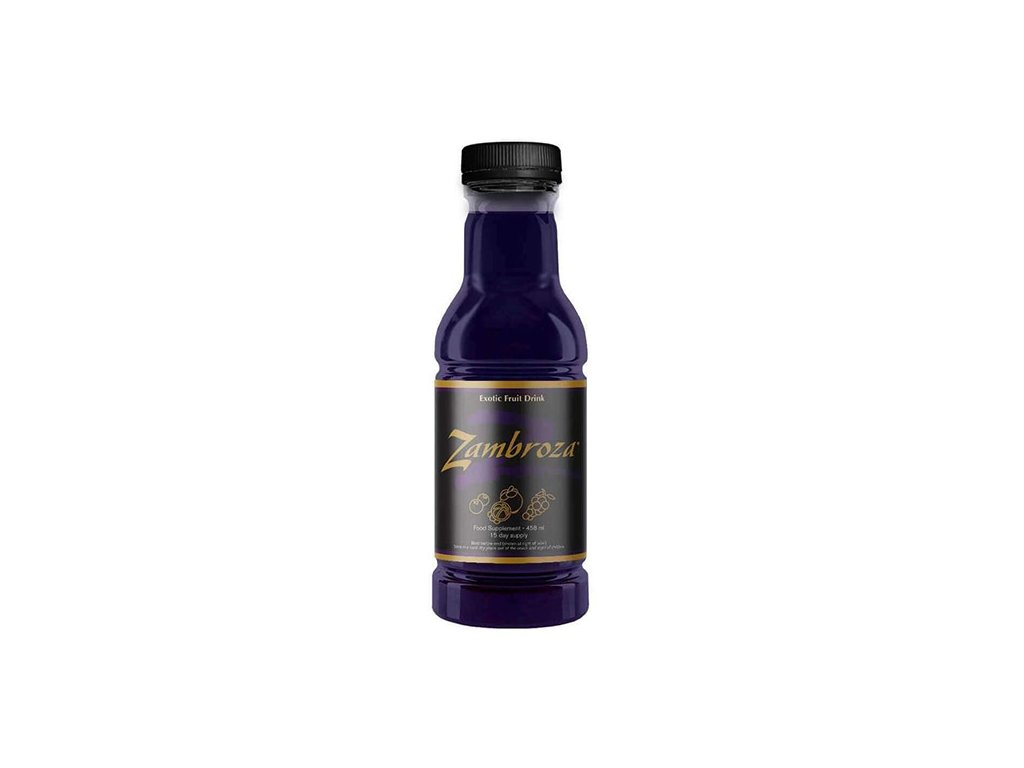 Zambroza nejsilnější antioxidant