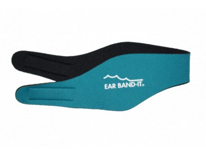 Ear band it Čelenky na uši na plavání Teal