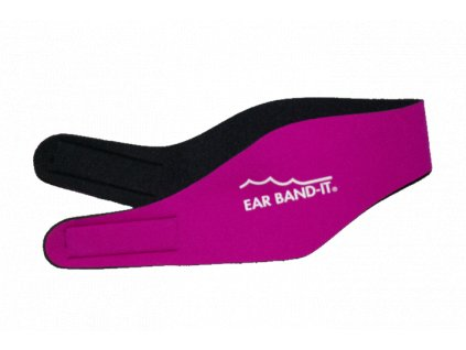 Ear Band-It® Magenta  Čelenka na plavání
