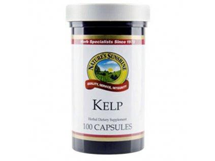Nature's Sunshine Kelp doplněk stravy minerály z mořských řas 100 kapslí