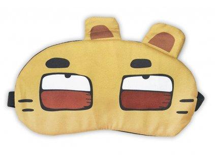 Maska na oči na spaní Oteklý oči