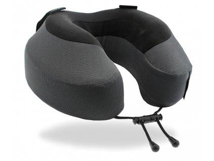 Cabeau Evolution S3 Steel cestovní polštář z úhlu