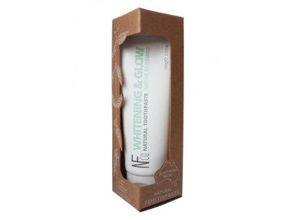 NFco přírodní zubní pasta Whitening & Glow