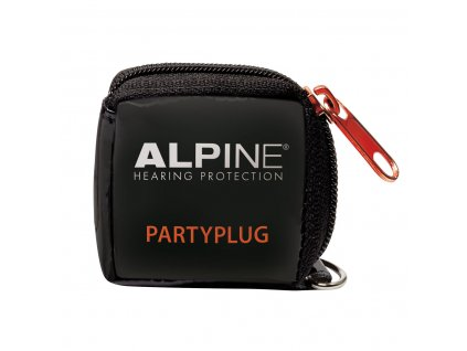 alpine partyplug case alpine hearing protection