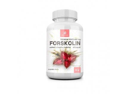 allnature forskolin premium forte 400 mg 60 kapsli