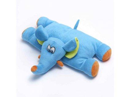 TravelBlue Dětský cestovní polštář Slon Trunky
