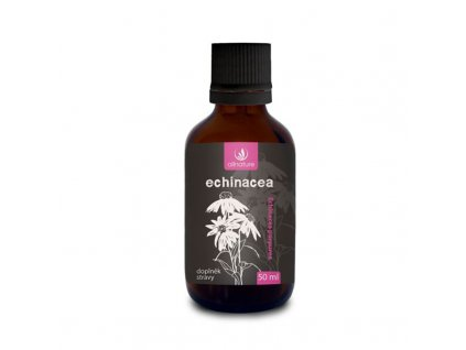 Echinacea kapky bylinný rozotk