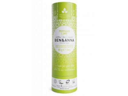 Ben and Anna deodorant perská limetka