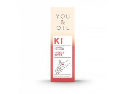You and Oil KI bioaktivní směs esencialních olejů na štípance