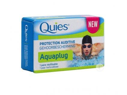 Quies aquaplug špunty do uší do vody