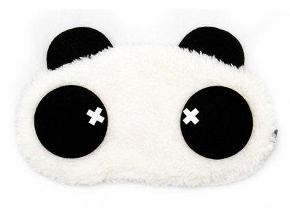 Panda Křížek Maska na oči na spaní Earplugs cz