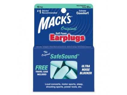 Macks Original Soft Foam