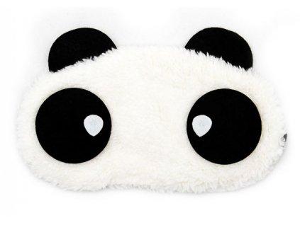 Panda Kapka Maska na oči na spaní Earplugs cz