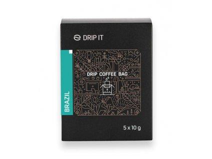 Drip it káva ve filtru brazil 5 káv