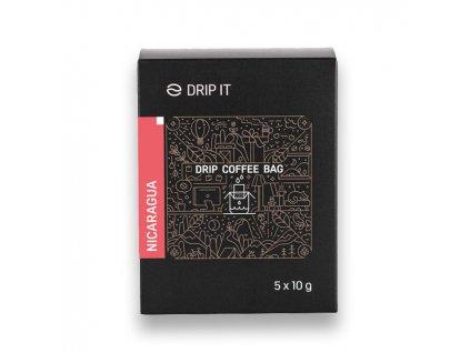 drip it kava ve filtru nicaragua jinotega