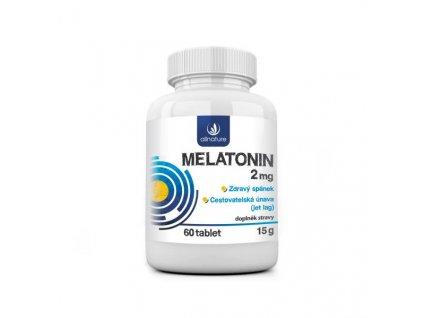Allnature melatonin 60 tablet