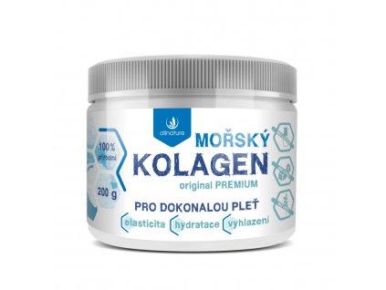 allnature morsky kolagen original premium 200 g