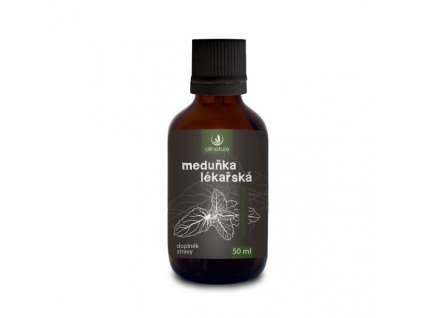 Meduňka lékařská bylinné kapky Allnature